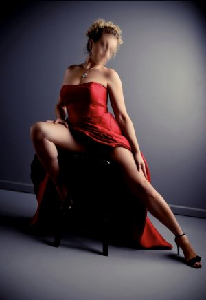 Marie-salomé incall escorts